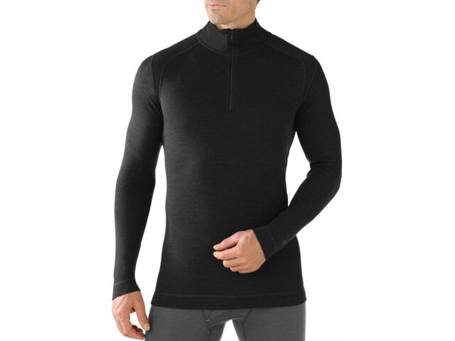 Smartwool NTS Mid 250 Zip T Men black